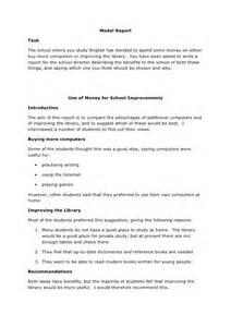 report model