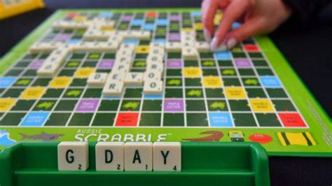 joe scrabble word bonza scrabble launches aussie slang edition narooma news