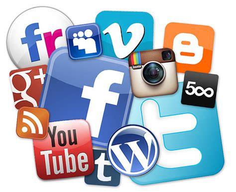 imagenes de redes sociales individuales dec 225 logo de las redes sociales funky marketing