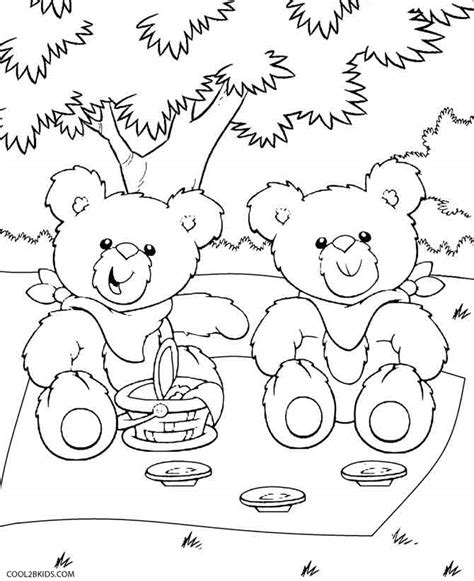 teddy coloring pages printable teddy coloring pages for cool2bkids
