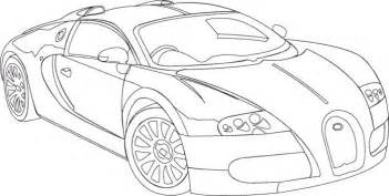 Bugatti Coloring Pages Beautiful Bugatti Veyron Coloring Page Bugatti