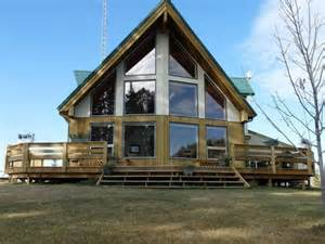 Aframe Homes 88 Acres Of Rolling Pasture With 2003 A Frame Home And