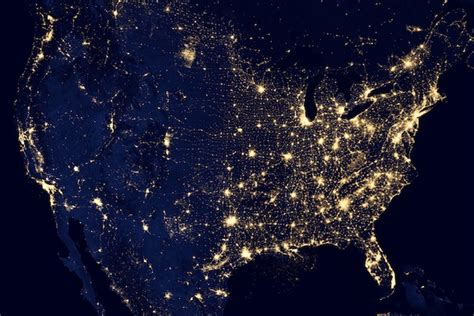 light pollution map texas in an era of light pollution the darkest skies in the west high country news