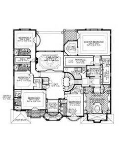 8 Bedroom House Floor Plans 7 Bedroom House Plans