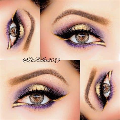 Eye Liner Dan Mascara 14 glamorous purple eye makeup looks pretty designs