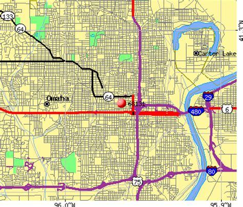 omaha zip code map 68131 zip code omaha nebraska profile homes apartments schools population income