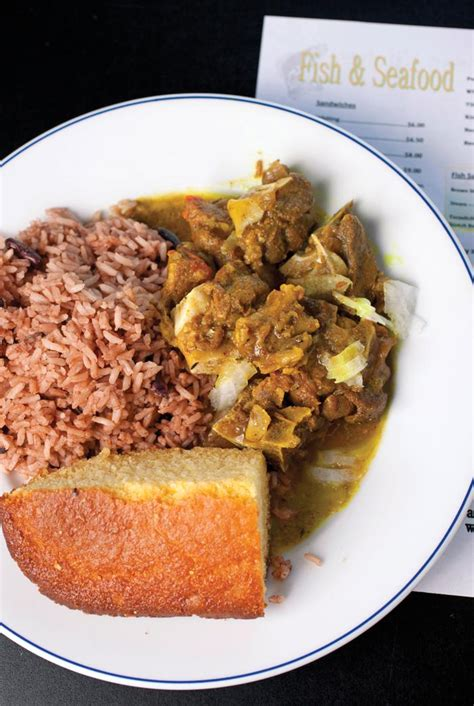 Enas Caribbean Kitchen by Ena S Caribbean Kitchen Dishes Jamaican Cuisine Via New
