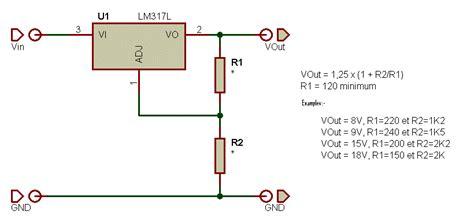 difference between voltage regulator and resistor voltage regulators in detail