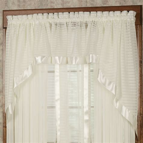 cheap swag curtains swag curtains swag valance pattern fishtail swag curtains