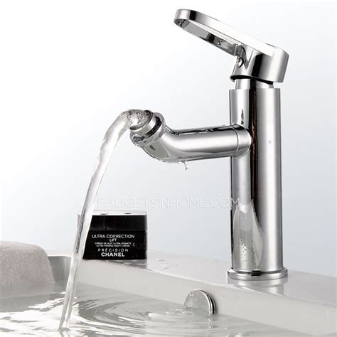 Quality Bathroom Faucets by Quality Chrome Finish Rotatable For Bathroom Faucet