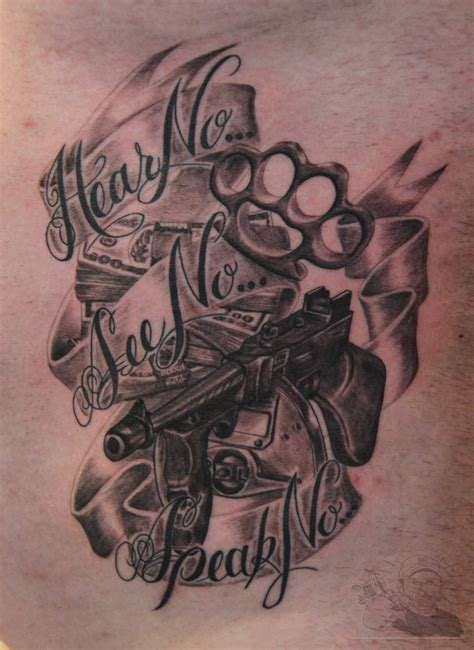 cholo tattoo gangster tattoos drawings studio design gallery