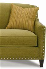 Rowe Rockford Traditional 2pc Sectional Becker Furniture