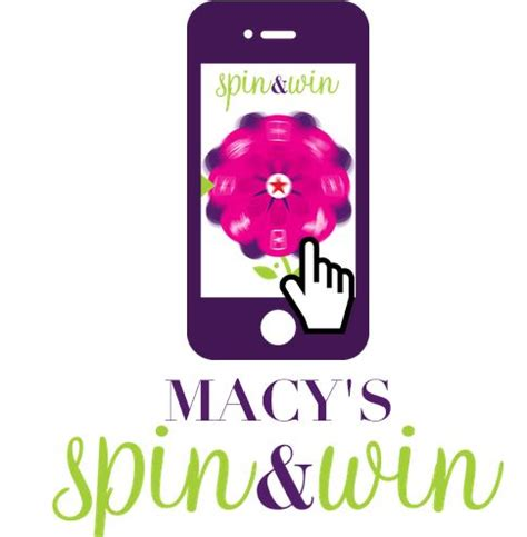Spin To Win Sweepstakes - macy s spin to win instant win game over 5 000 prizes