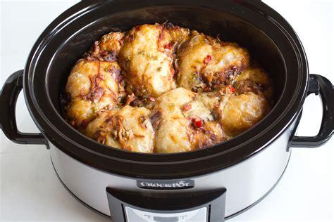 libro slow cooker recetas slow cooker pulled pork biscuit breakfast casserole today com