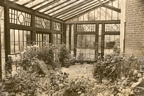 greenhouse sunroom federal architecture history of a house museum