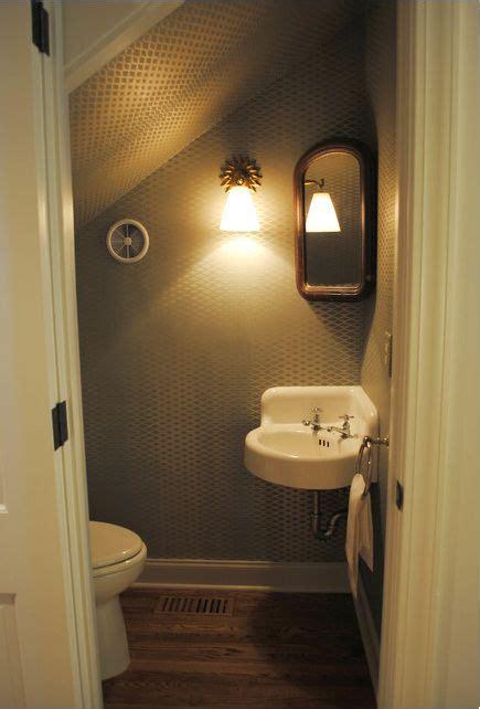under stairs bathroom 25 best ideas about bathroom under stairs on pinterest