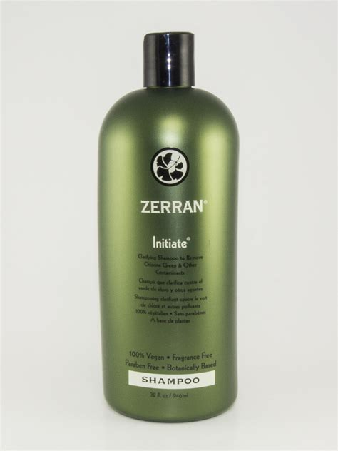 clarifying shoo for coloured hair initiate clarifying shoo zerran hair care