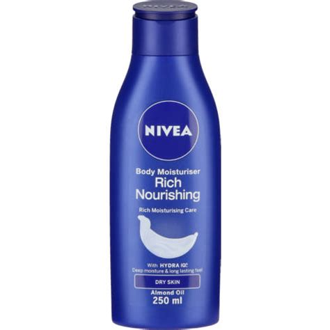 Nivea Nourishing nivea rich nourishing lotion 250ml clicks
