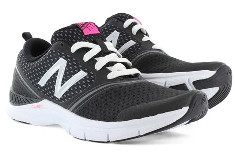 athletic trainer shoes womens new balance 711 athletic trainer black white