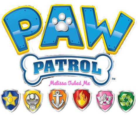 Paw Patrol Badge Outline Clipart Panda Free Clipart Images Paw Patrol Logo Template