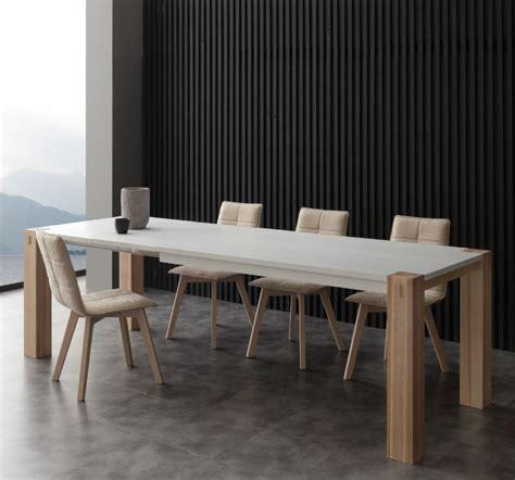 tavoli a libro moderni tavolo factory bicolor 694 tavoli moderni allungabili tavoli