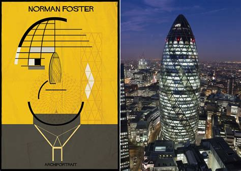 famous architects and their work archiportrait federico babina visualizes famous