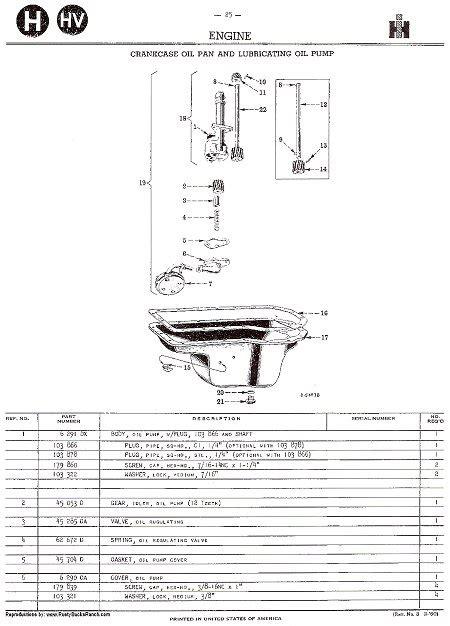 1945 Farmall H Wiring Diagram Wiring Diagrams Repair