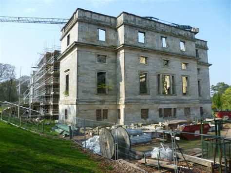 house restoration penicuik house