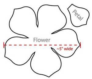 Lotus Flower Petal Template 25 Best Ideas About Flower Outline On