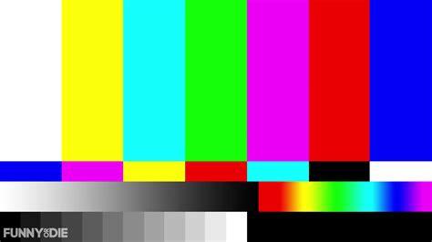 test pattern sound effect color bar imgurm