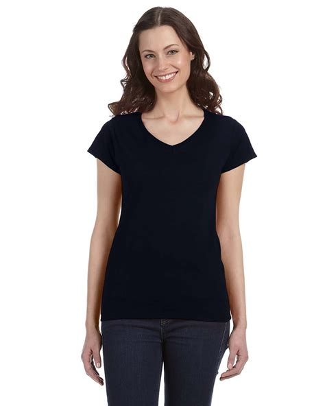 Kaos Casiopea Tshirt Gildan Softstyle gildan 64v00l softstyle junior fit v neck t shirt 5 85 s t shirts