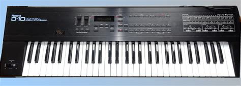 Keyboard Roland D10 Technical Services Pixcl Automation Technologies Inc