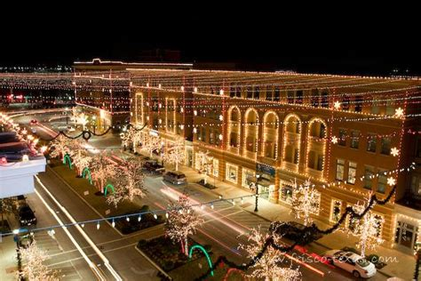 christmas in the square frisco tx