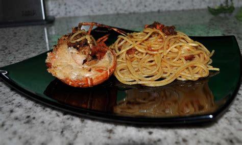 come cucinare aragosta congelata spaghetti all aragosta il cucchiaio di latta