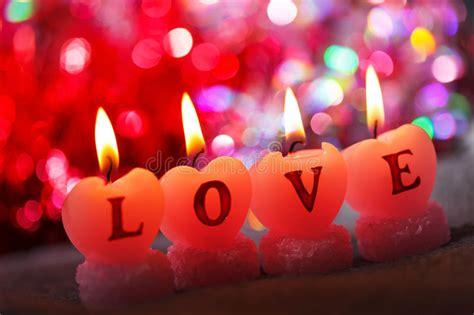 candele romantiche candele romantiche immagine stock immagine di datare