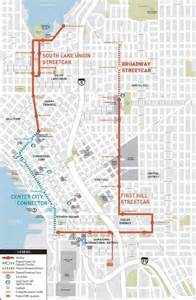 Seattle Streetcar Map by Safety Task Force To Review New Seattle Streetcar Plans