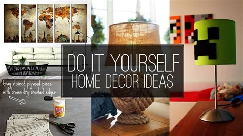 6 do it yourself home d 233 cor ideas house home
