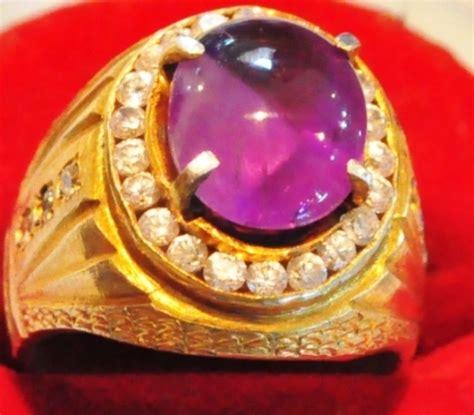 Pirus Ungu Unik batu akik borneo ungu yang unik