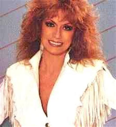 dottie west country singer in 1995 actress michele lee with the help of west s
