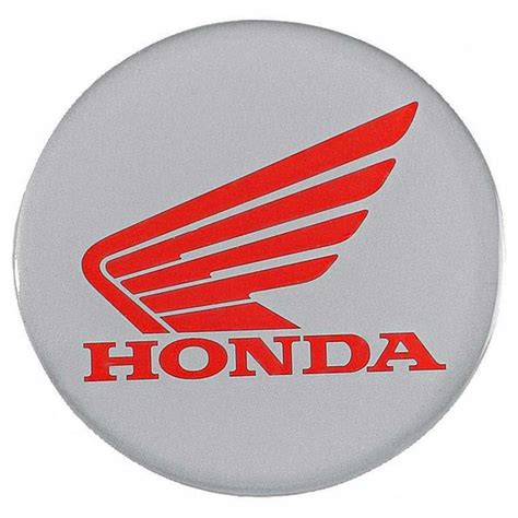 Sticker Honda Logo by Polo Sticker Honda Logo Small 4 Units Motardinn
