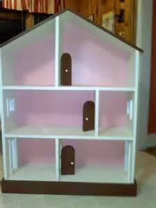 white doll house bookshelf diy projects