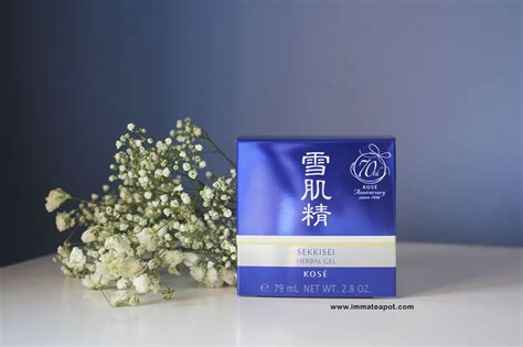 Kose Sekkisei Herbal Gel 5 9ml amelie s kose sekkisei herbal gel