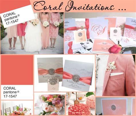 popular wedding themes coral   love designs