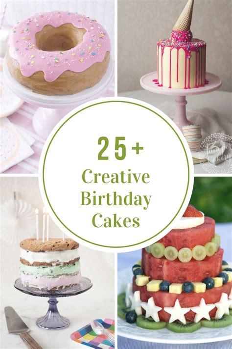 cake ideas creative birthday cakes the idea room