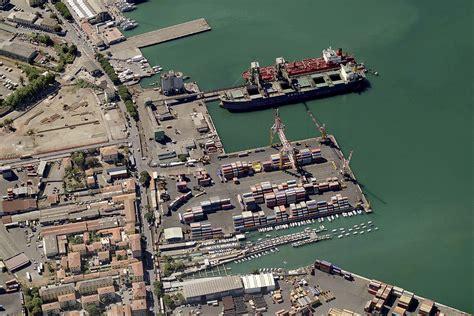 port of la spezia port of la spezia photograph by blom