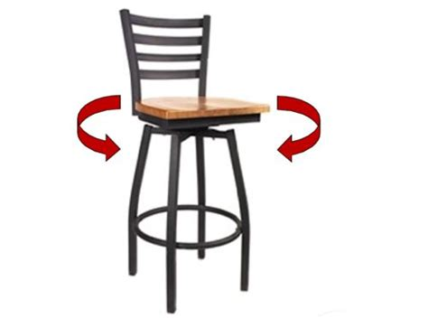 Bar Stools For Less Than 20 by What To Consider When Buying A Swivel Bar Stool Quality