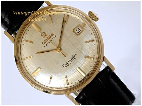 omega seamaster 18k 1957 sorry now sold 5th