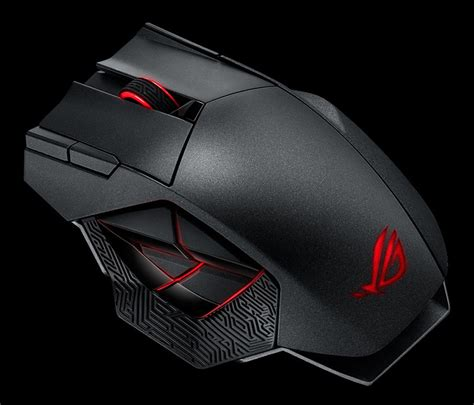 Mouse Rog Spatha webster click new mouse asus