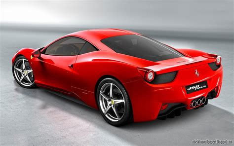Ferrari Car Desktop Wallpapers