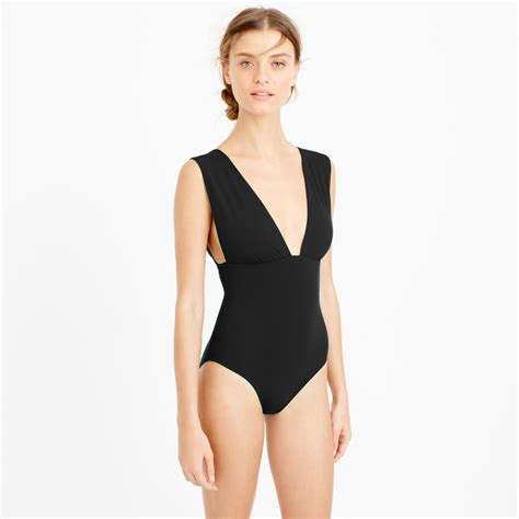 j swimwear best bathing suits for proportional types beautymommy